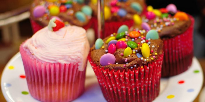 childrens-party-cupcakes