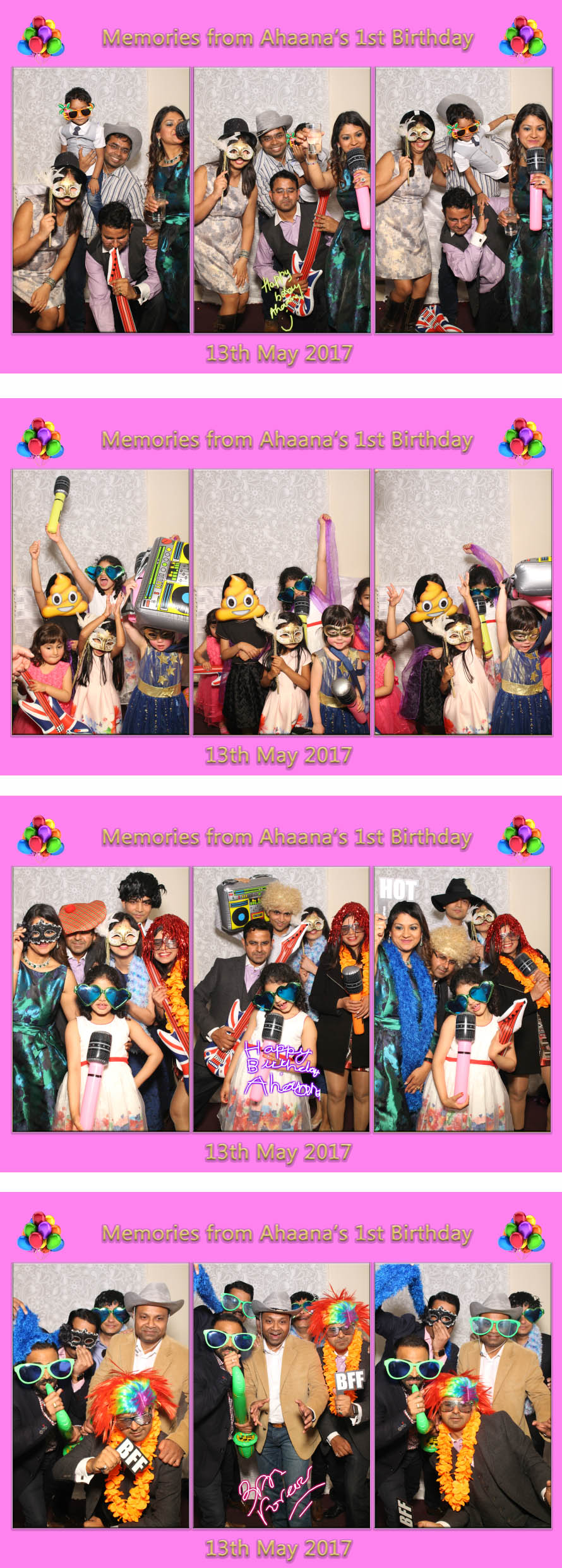 Photo Booth Hire Parties