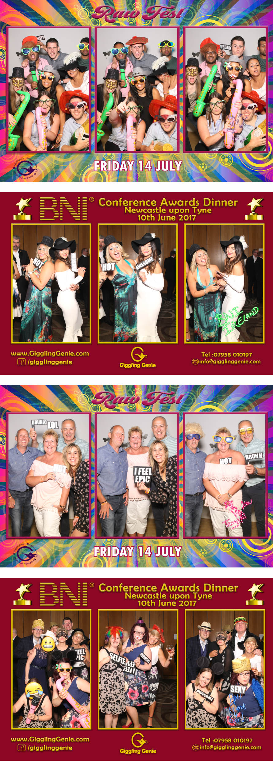 Photo Booth Hire Corporate