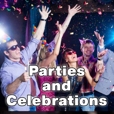 Photo Booth Hire Parties, Celebrations