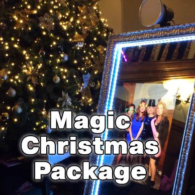 Magic Mirror Hire Christmas