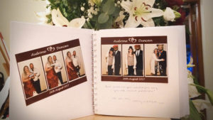 Photo booth Magic Mirror guest book