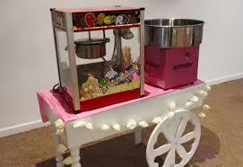 Pop Corn Candy Sweet Cart